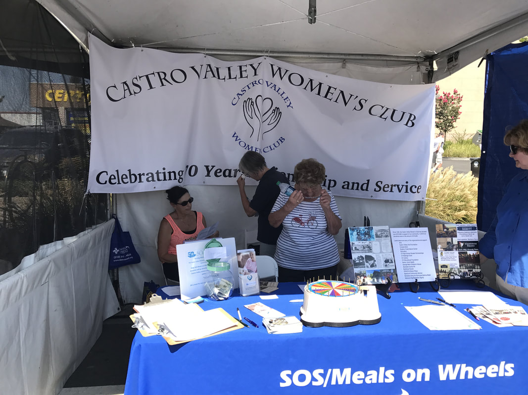 Photo Gallery - Castro Valley Women's Club